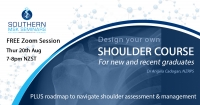Design Your Own Shoulder Course
