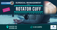 Surgical Management of the Rotator Cuff | Seminar